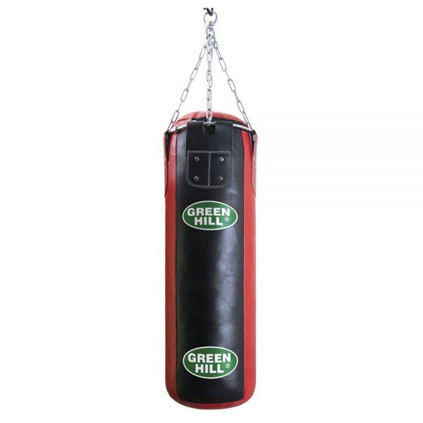 Мешок боксерский Green Hill PBL, натуральная кожа