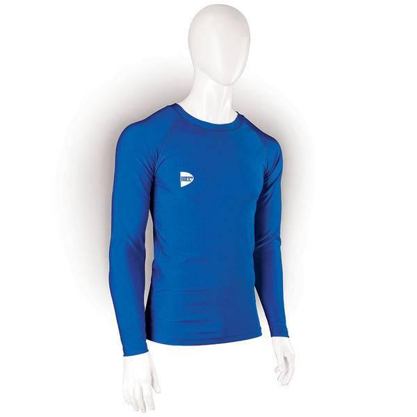 Компрессионная футболка с длинным рукавом Green Hill