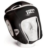 Шлем для тайского бокса, кикбоксинга и MMA Green Hill Winning