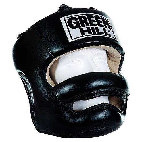 бамперный шлем Грин Хилл