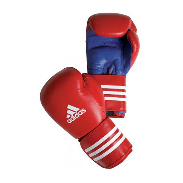 Перчатки боксерские Green Hill Adidas TRADITIONAL THAI, натуральная кожа