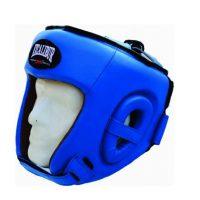Шлем боксерский Excalibur 723 Blue PU