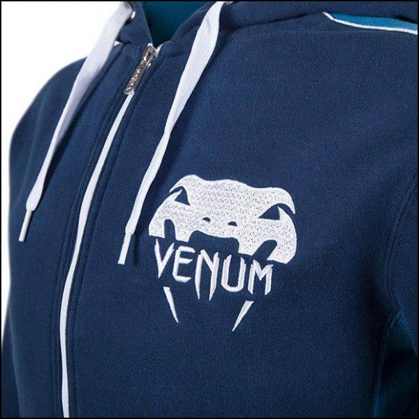 Толстовка Venum Elite Hoody - Navy