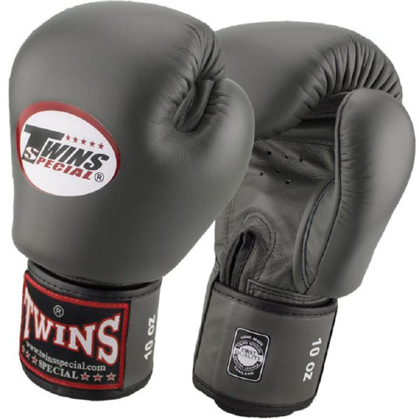 Перчатки боксерские Twins BGVL-3 Grey