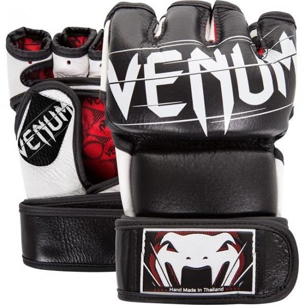Перчатки ММА Venum Undisputed 2.0 Black