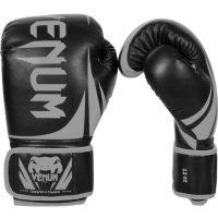 Перчатки боксерские Venum Challenger 2.0 Black/Grey