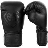 Перчатки боксерские Venum Contender Black/Black