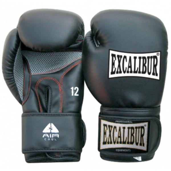 Перчатки боксерские Excalibur 534-02 Буйволиная кожа