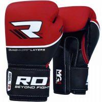 Перчатки боксерские RDX T9 Red