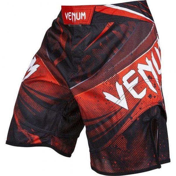 Шорты ММА Venum Galactic Black/Red