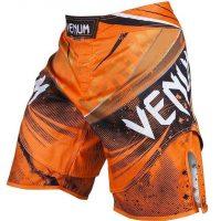 Шорты ММА Venum Galactic Neo Orange