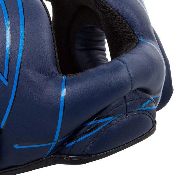 Шлем боксерский Venum Nightcrawler - Navy Blue