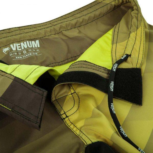 Шорты ММА Venum Dream Black/Yellow