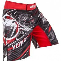 Шорты ММА Venum All Flag Black/Red