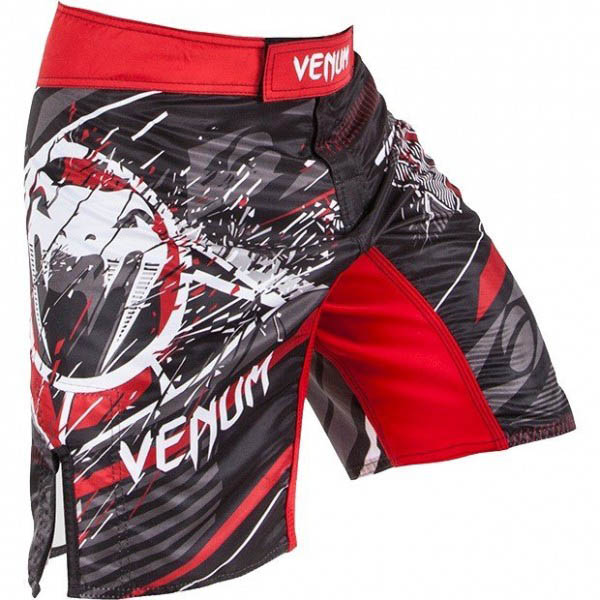 Шорты ММА Venum All Flag Black/Red