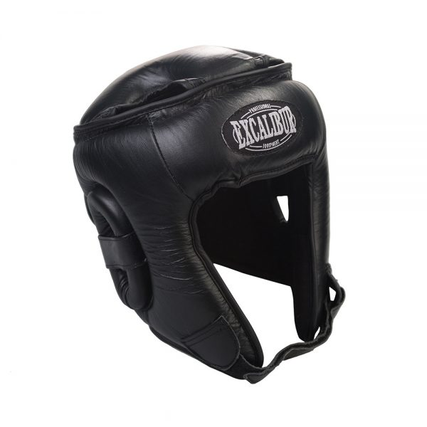 Шлем боксерский Excalibur 701 Буйволиная кожа