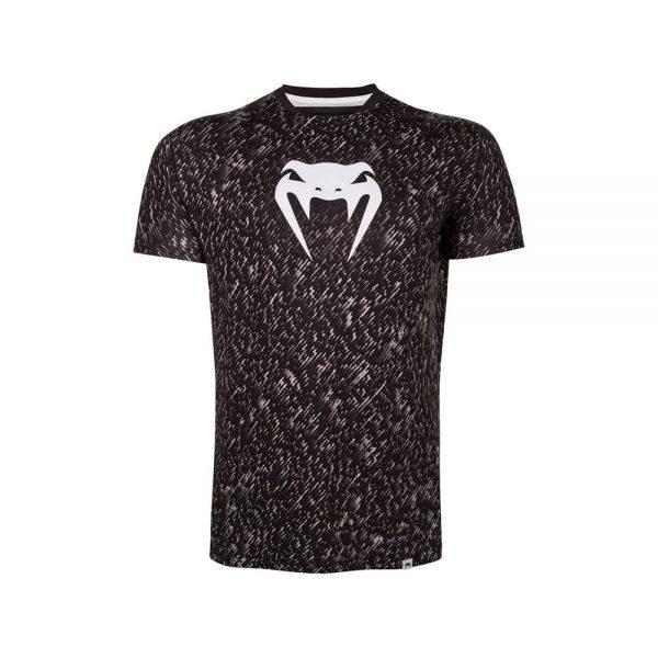 Футболка Venum Noise Dry Tech Black/Ice