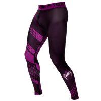 Компрессионные штаны Venum Rapid Black/Purple