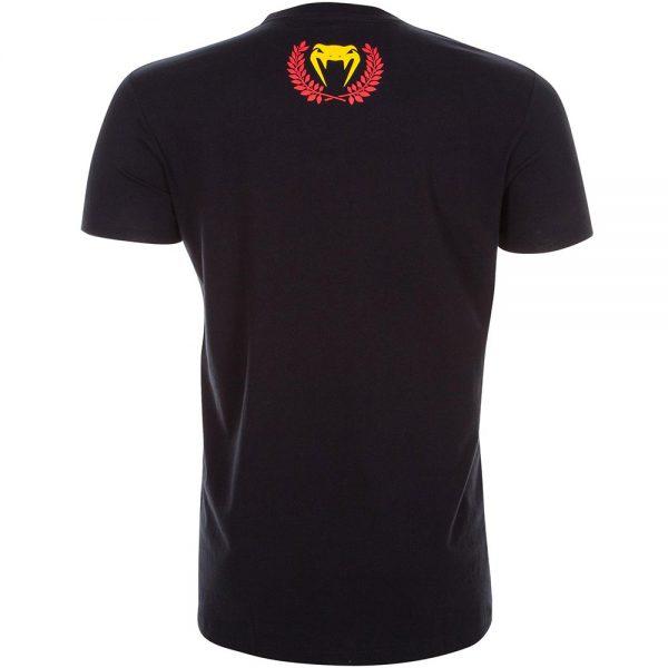 Футболка Venum Natural Fighter Bear - Black