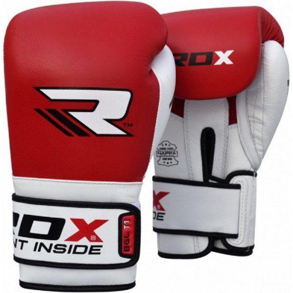 Перчатки боксерские RDX Rex Red