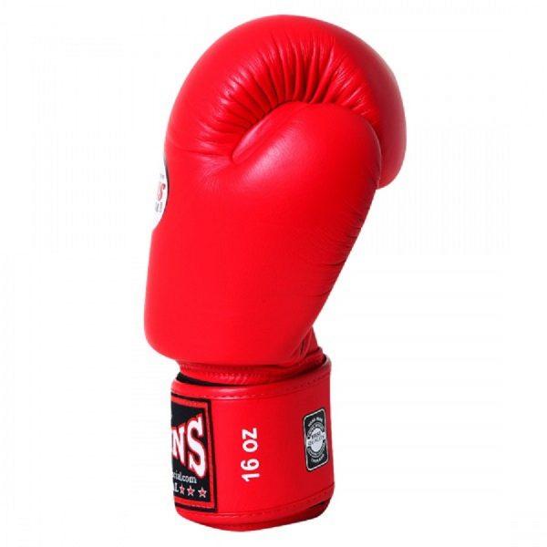 Перчатки боксерские Twins BGVL-3 Red