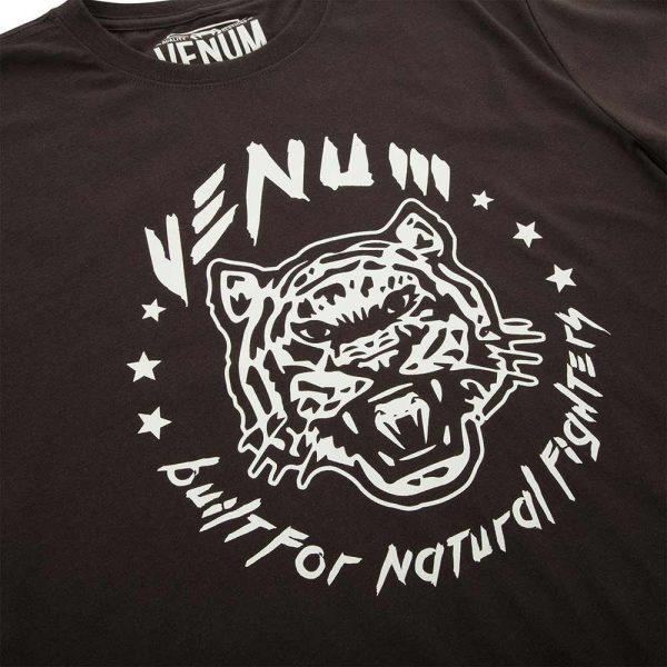 Футболка Venum Natural Fighter Tiger - Brown