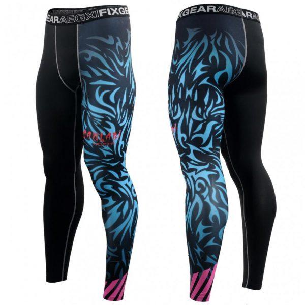 Компрессионные штаны Fixgear FPL-H3