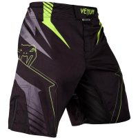Шорты ММА Venum Sharp 3.0 Black/Neo Yellow