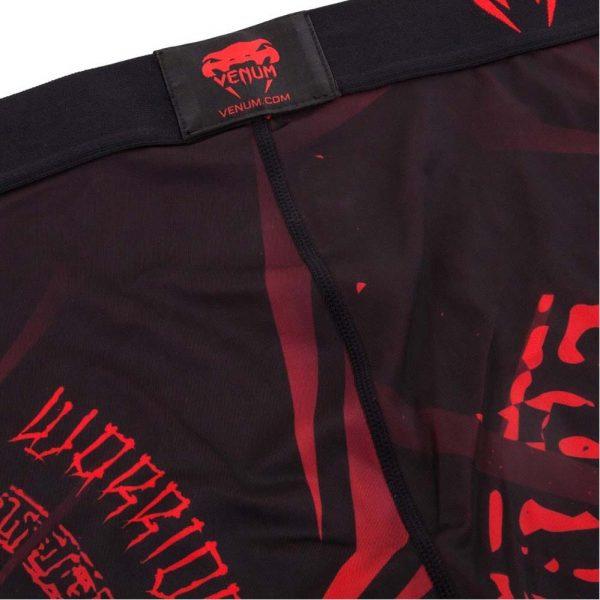 Компрессионные штаны Venum Gladiator Black/Red