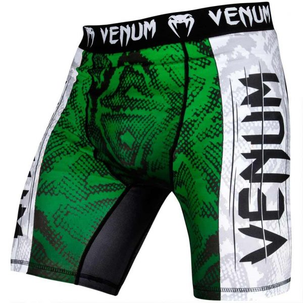 Компрессионные шорты Venum Amazonia 5.0 Green
