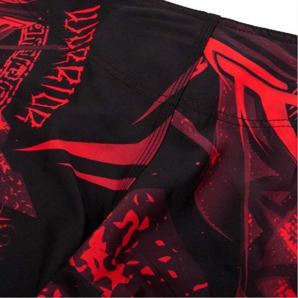 Шорты ММА Venum Gladiator Black/Red