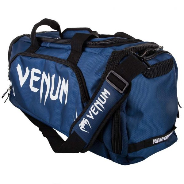 Сумка Venum Trainer Lite Navy Blue/White