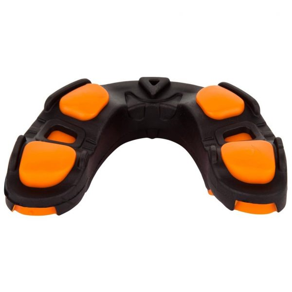 Капа боксерская Venum Predator Black/Neo Orange