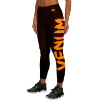 Леггинсы Venum Giant Black/Coral
