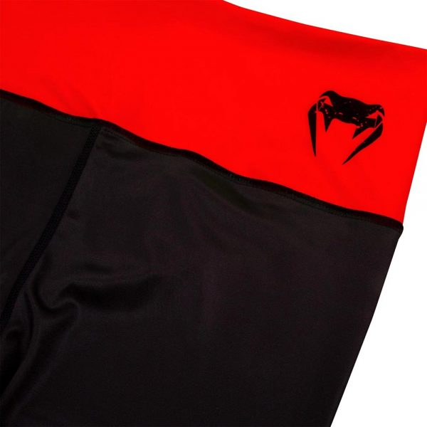 Леггинсы Venum Power - Black/Red