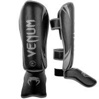 Щитки Venum Challenger Neo Black/Grey