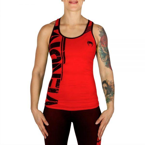 Майка Venum Power - Black/Red