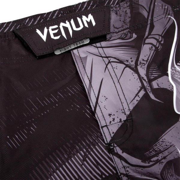 Шорты ММА Venum Minotaurus Black/White