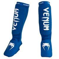 Щитки Venum Kontact Blue