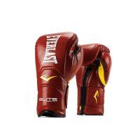 Профессиональные перчатки тренировочные на липучке Elite Pro EVERLAST