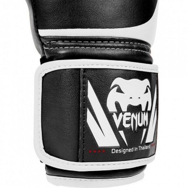 Перчатки боксерские Venum Challenger 2.0 Black