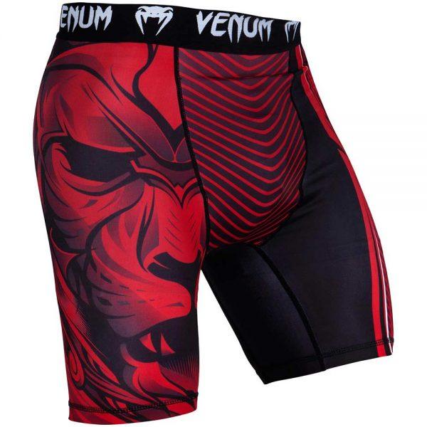 Компрессионные шорты Venum Bloody Roar Black/Red