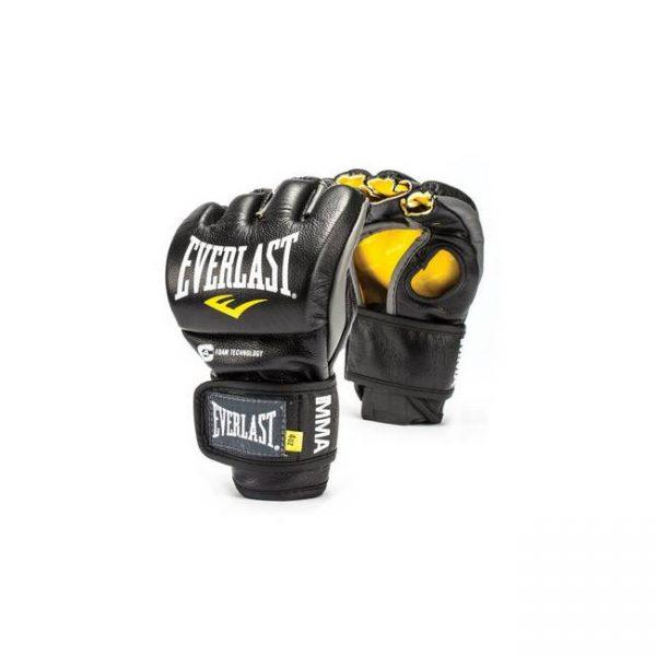 Перчатки боевые MMA Competition без пальца EVERLAST