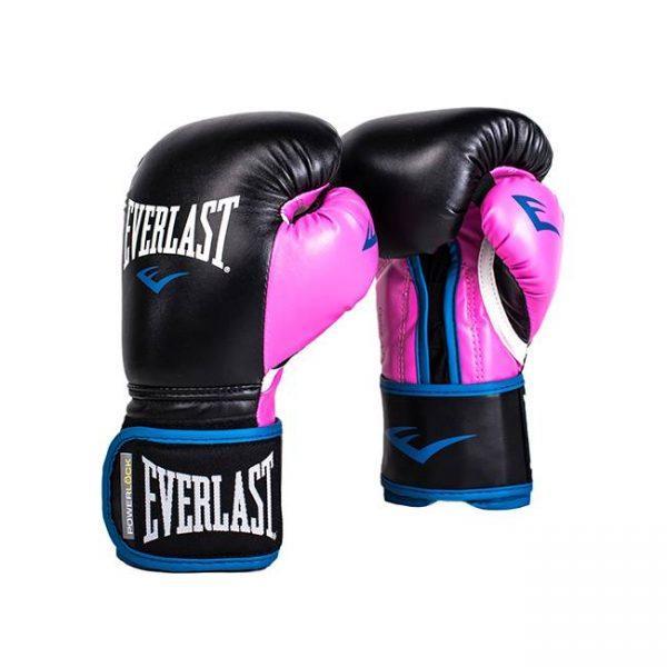 Перчатки тренировочные Powerlock PU EVERLAST