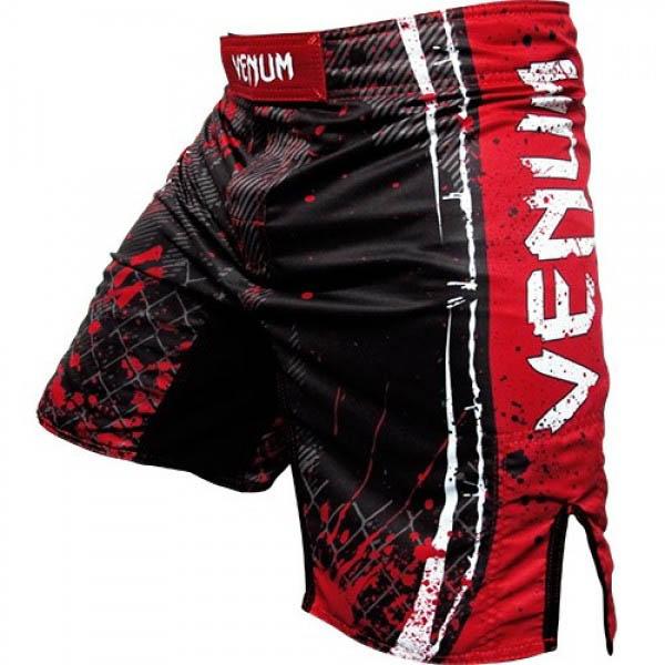 Шорты ММА Venum Korean Zombie UFC 163 Black