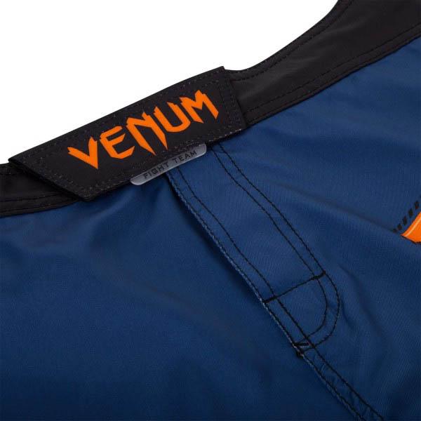 Шорты ММА Venum Train Hard Hit Heavy Blue