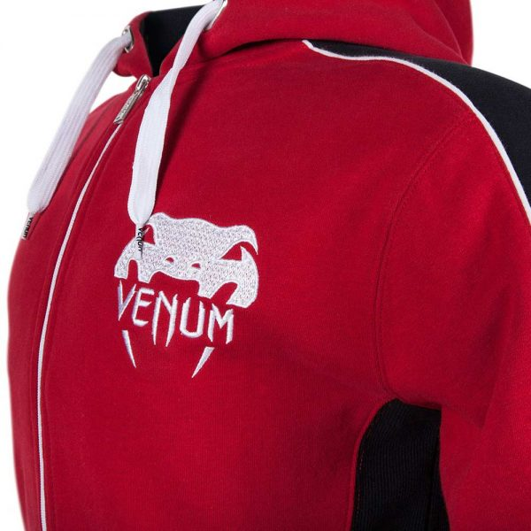 Толстовка Venum Elite Hoody Red