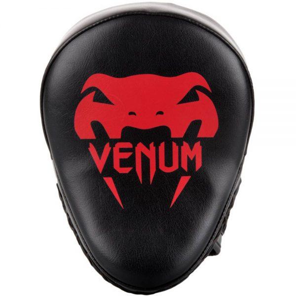 Лапы Venum Light Black/Red (пара)