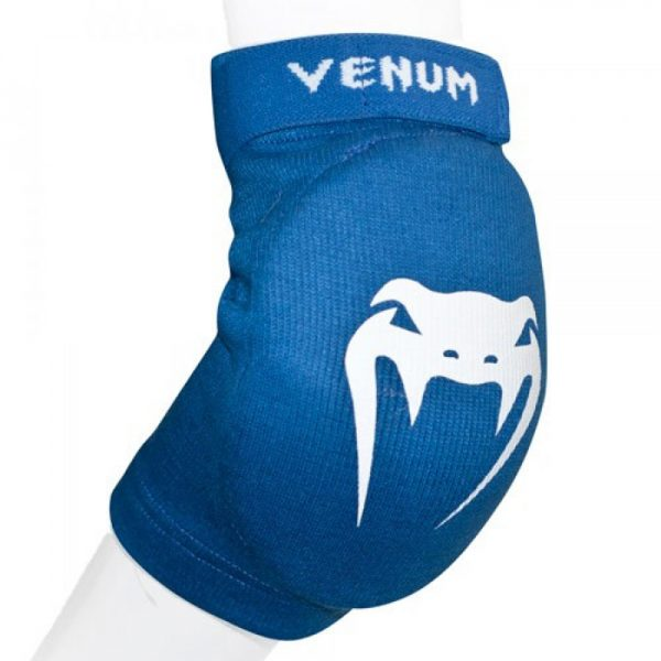 Налокотники Venum Kontact Blue (пара)