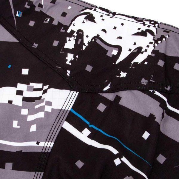 Шорты ММА Venum Pixel Black/Grey